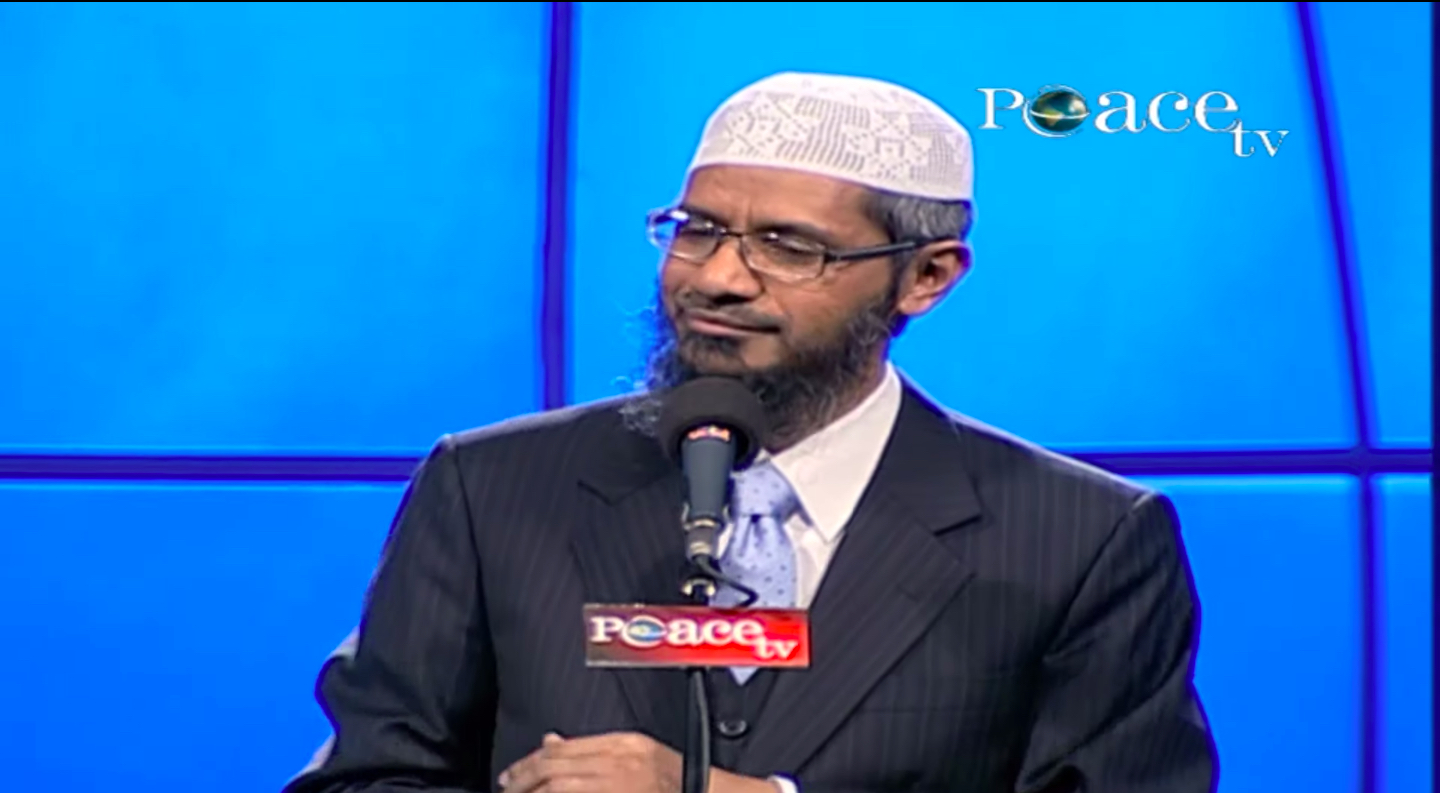 Dr Zakir Naik Peace TV homosexuality ofcom breach