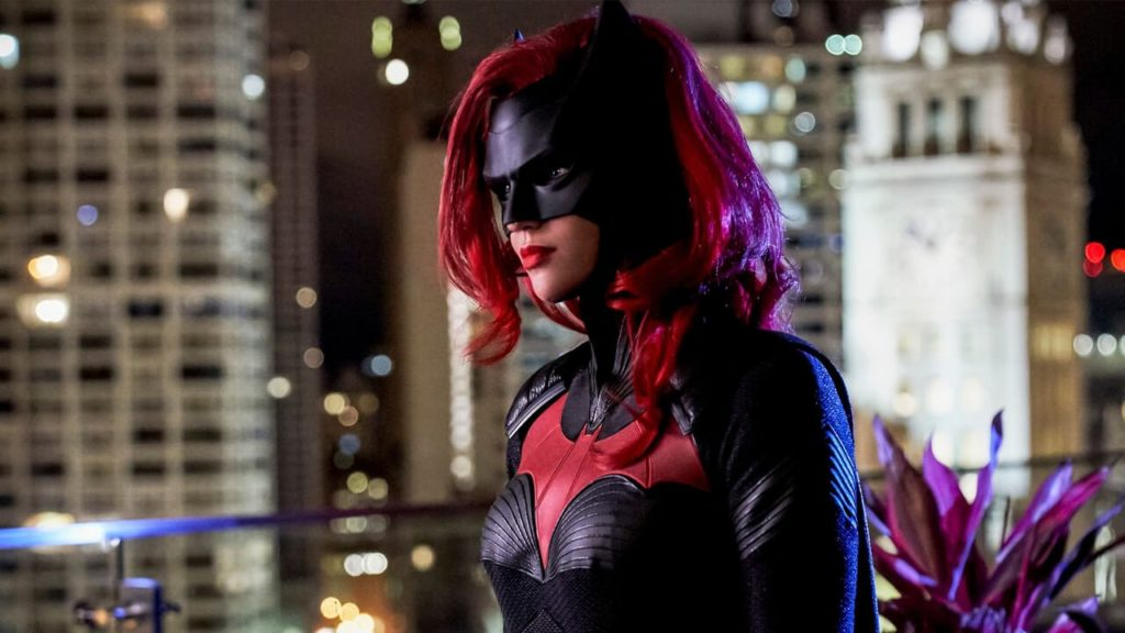 Ruby Rose Speaks Out About Batwoman Exit