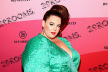Model Tess Holliday comes out as pansexual