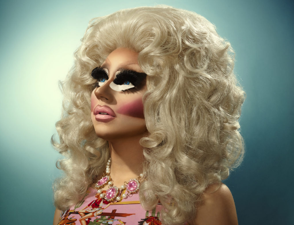 Trixie Mattel drag race