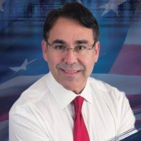 Mauro Garza is running for Congress as a Republican