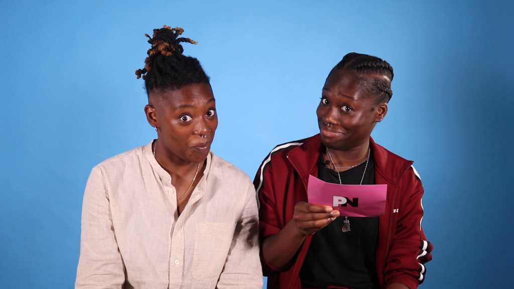 Butch and femme lesbians react to readers' dilemmas
