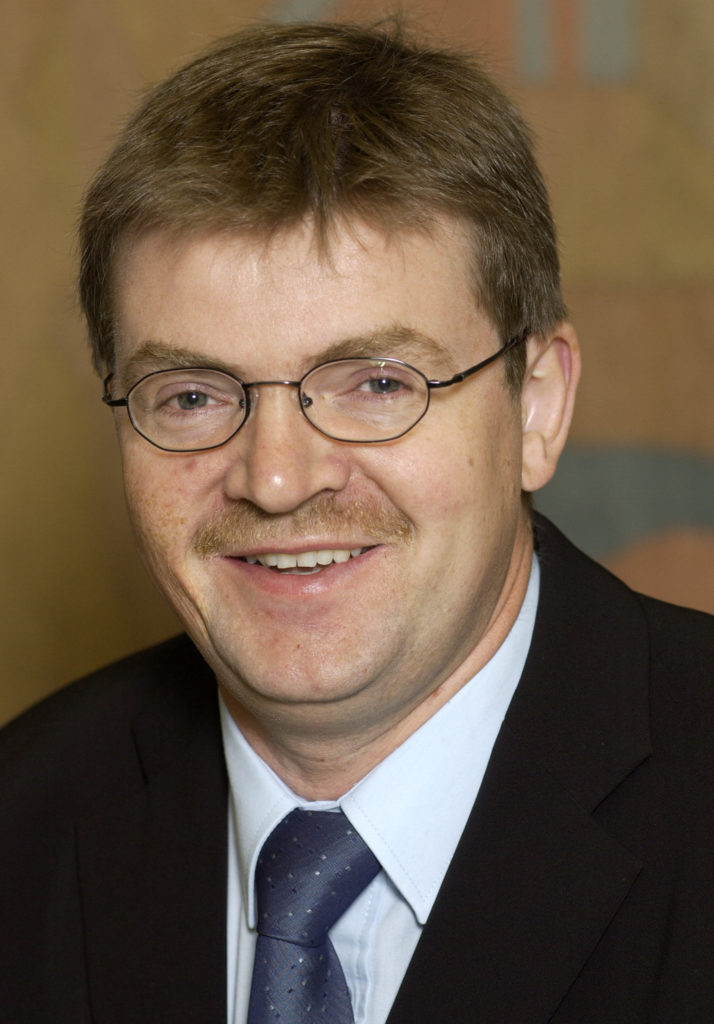 Christian MP Bill Justinussen wants to roll back same-sex marriage