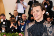 Harry Styles attends The 2019 Met Gala. (Dia Dipasupil/FilmMagic)