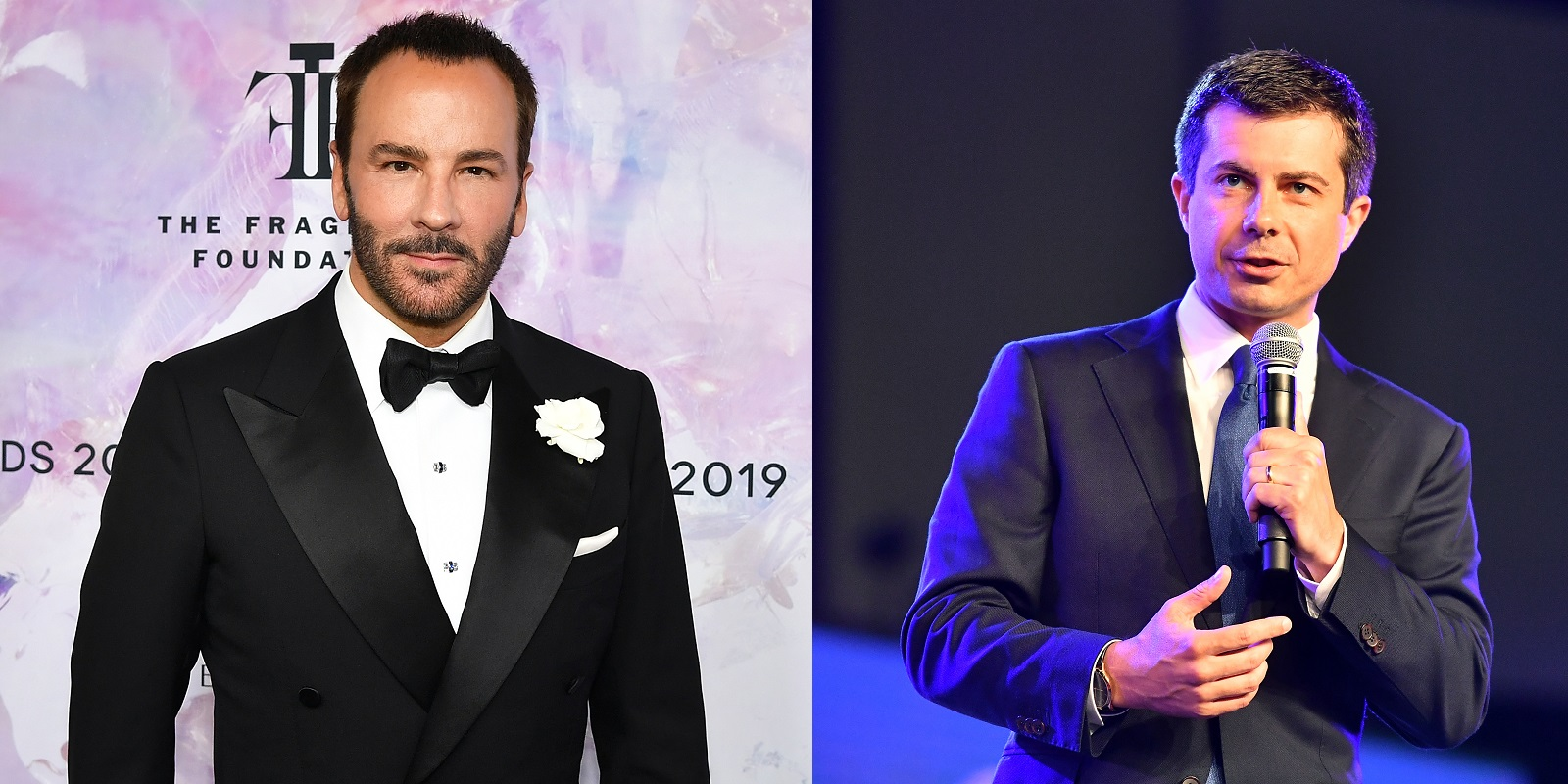 Fashion designer Tom Ford offered to fix Pete Buttigieg's ill-fitting suits