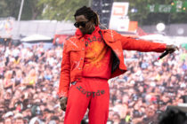 Young Thug performs on stage during Wireless Festival 2019 on July 06, 2019 in London, England.