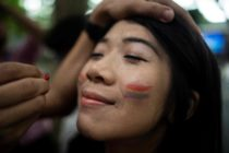 China Pride run same-sex marriage LGBT economy