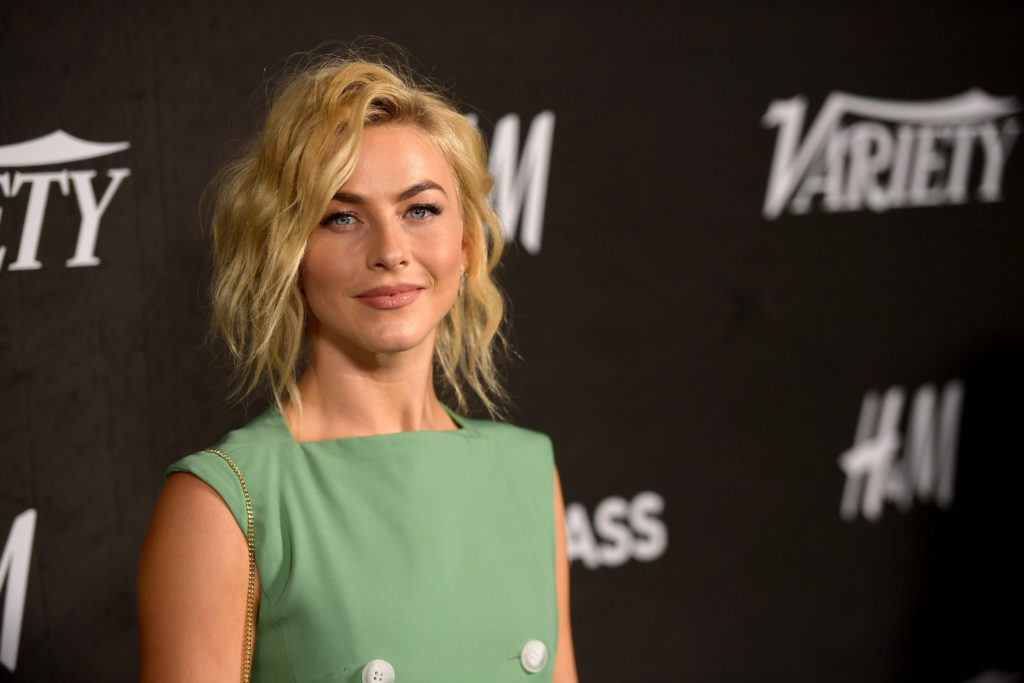 Julianne Hough attends Variety's annual Power of Young Hollywood at Sunset Tower Hotel on August 28, 2018 in West Hollywood, California.