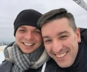 Gay dads forced to flee Russia and seek asylum in the US