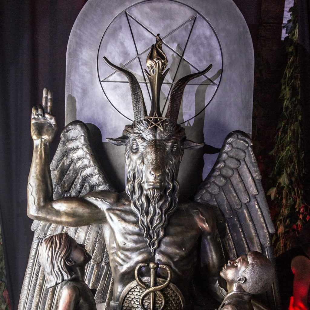 Half of Satanic Temple members identify as LGBT+