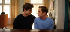 David Corenswet and Ben Platt in new Ryan Murphy musical comedy The Politician