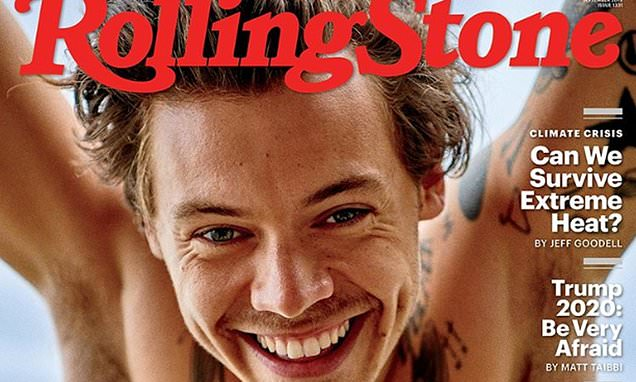 Harry Styles addresses his 'sexual ambiguity' in Rolling Stone interview