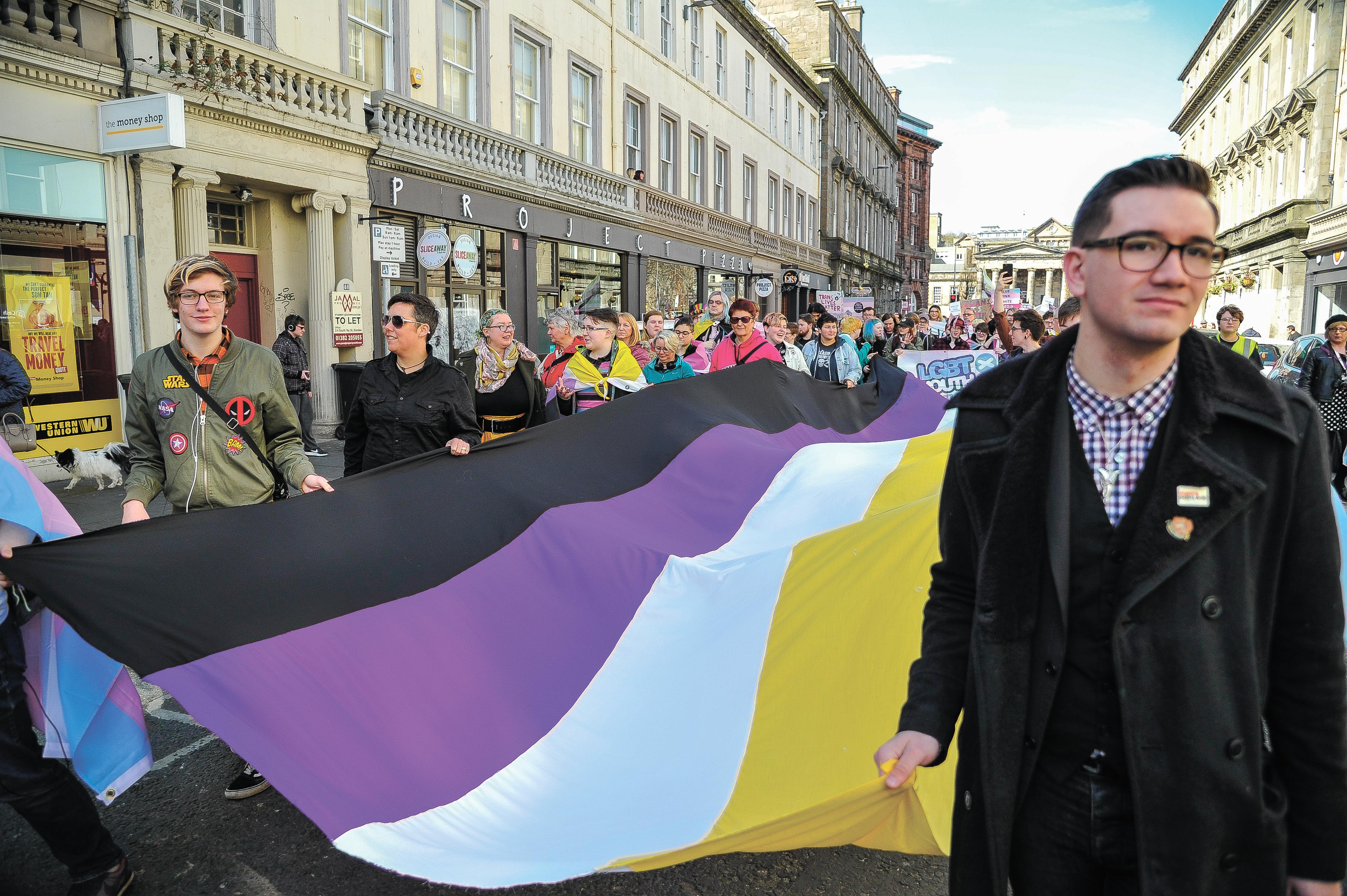 Non-binary legal recognition too 'complex' to introduce, government says