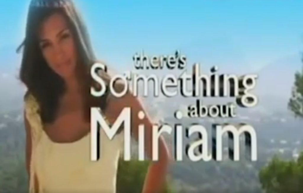 Miriam Rivera fronted controversial TV show There's Something About Miriam
