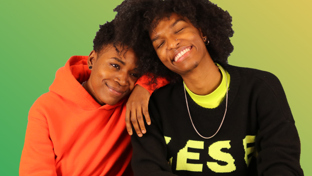 Ari Fitz and Jade Fox speak to PinkNews about coming out