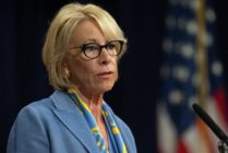 US Secretary of Education Betsy DeVos s set to pay a visit to a school that bans gay teachers