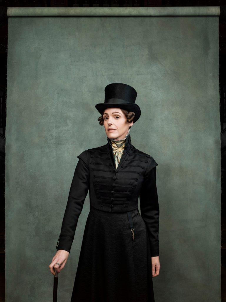 Suranne Jones plays Anne Lister in Gentleman Jack (BBC)