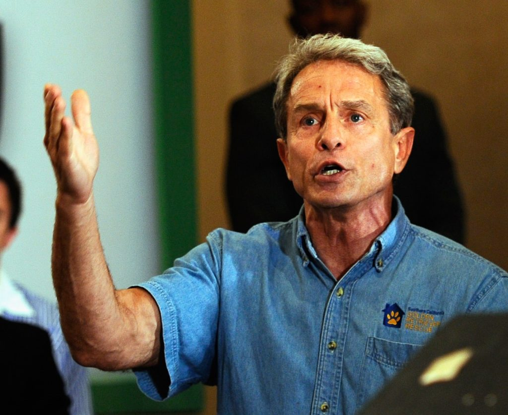 Political activist Ed Buck charged with operating drug house