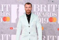 Sam Smith at The BRIT Awards 2019