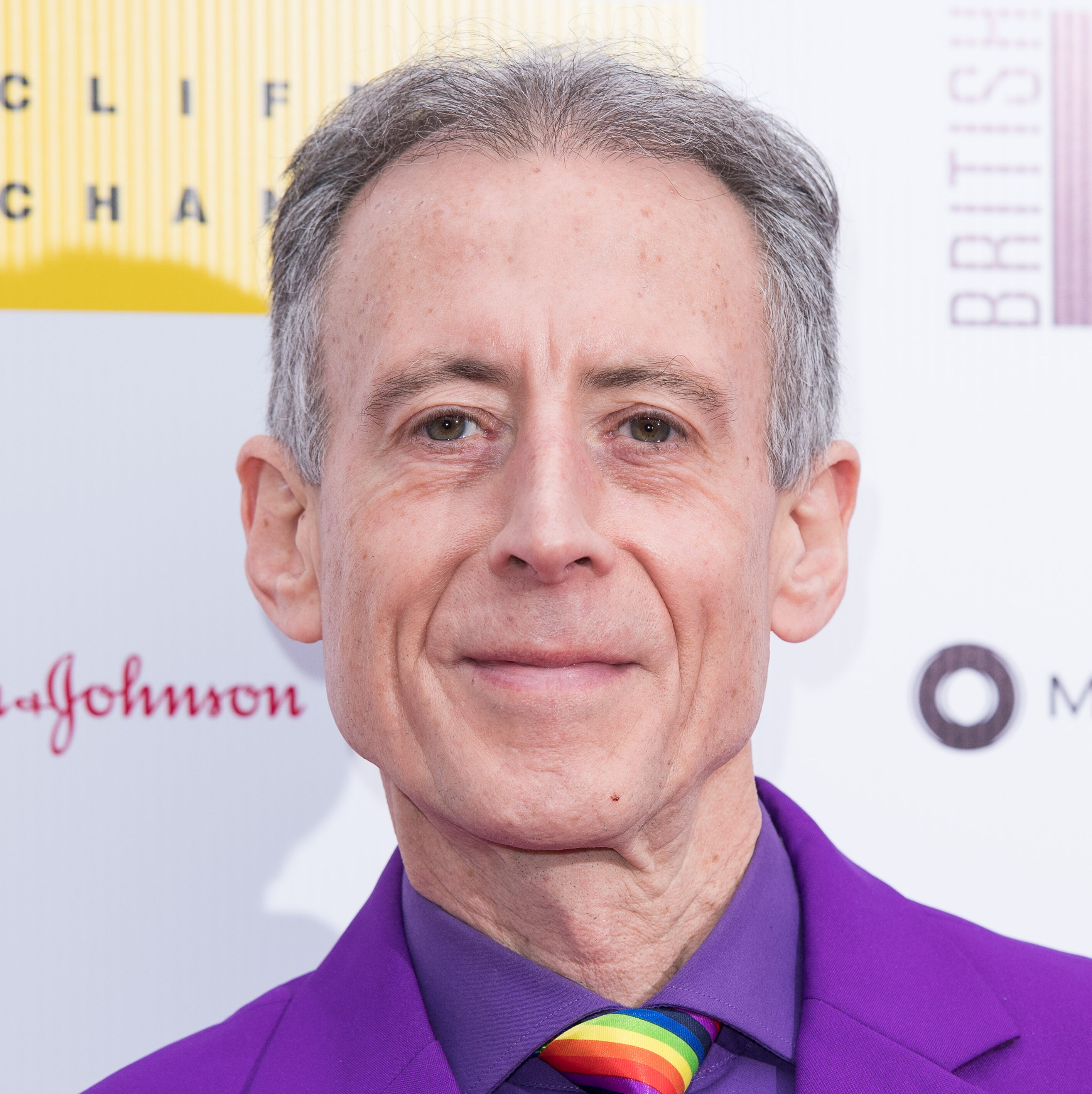 LGBT+ rights campaigner Peter Tatchell
