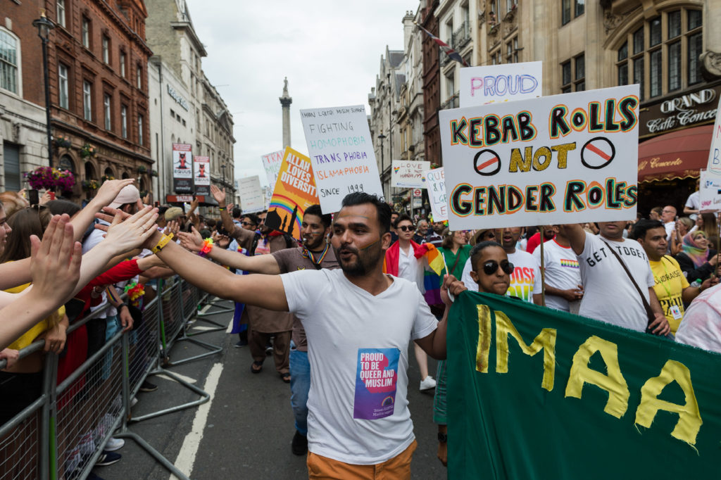 The UK's first ever Muslim LGBT Pride festival is happening