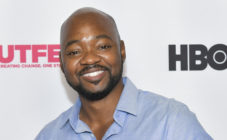 Brian Michael Smith has had television history as the first black trans man to score a regular TV series role. (Rodin Eckenroth/Getty Images)