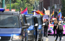 Bosnia pride march