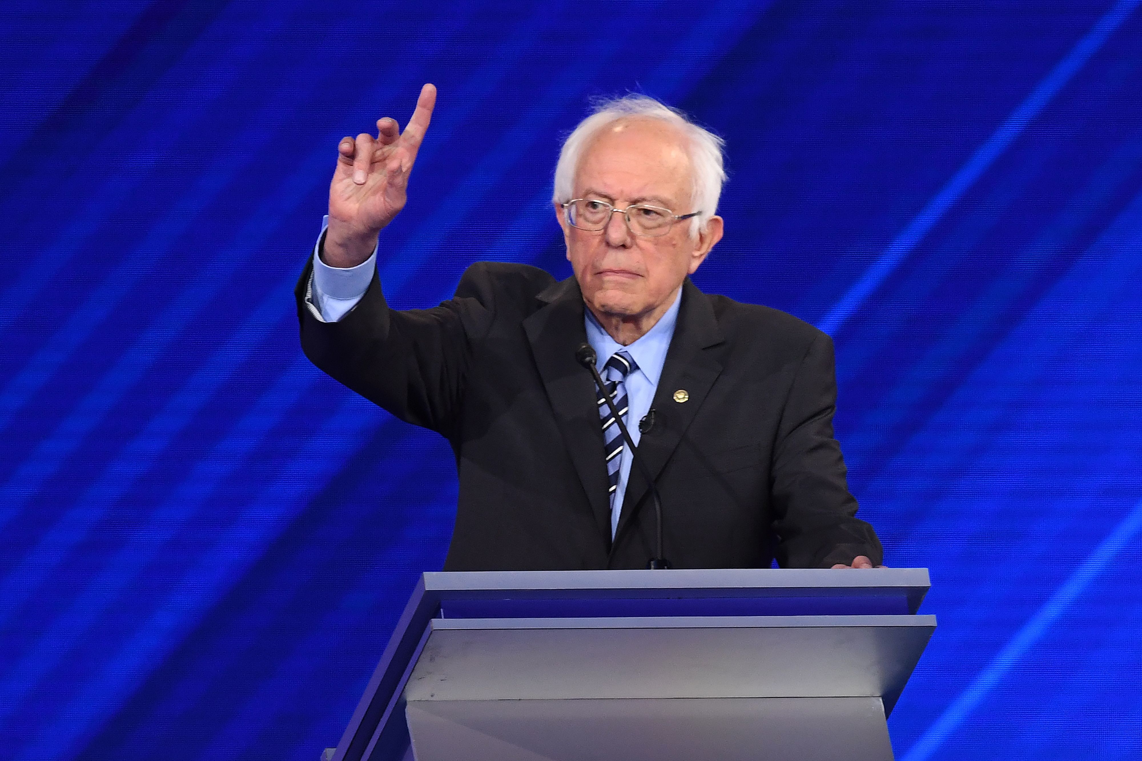 Democratic presidential hopeful Bernie Sanders will miss two of the only national events on LGBT+ issues