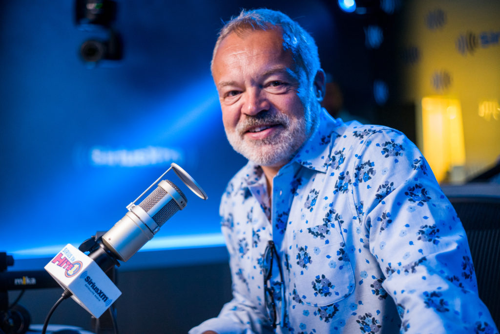 Graham Norton is worried about what Twitter is doing to young gay men