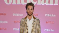 Ben Platt attends a Netflix special screening of The Politician at The Ham Yard Hotel on September 16, 2019 in London, England.