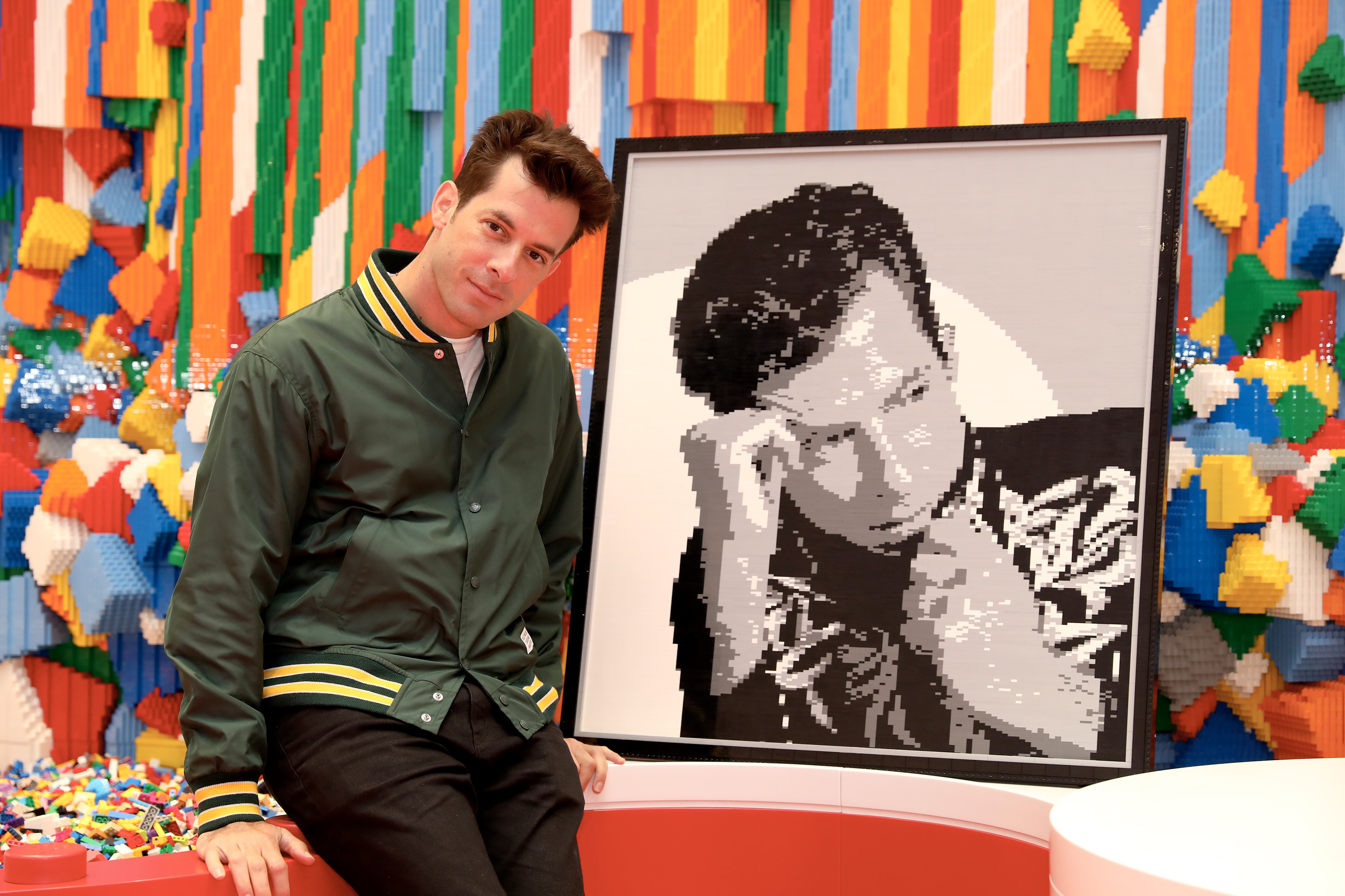 Mark Ronson has came out as sapiosexual. (Tristan Fewings/Getty Images for The LEGO Group)