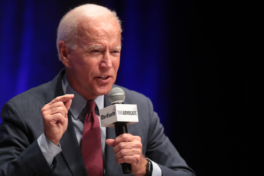 Joe Biden at LGBT forum