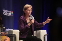Elizabeth Warren at LGBT forum