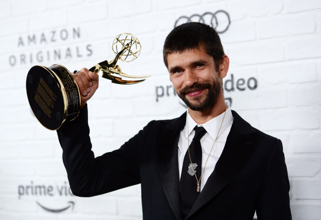 Ben Whishaw arrives at the Amazon Prime Video Post Emmy Awards Party 2019 on September 22, 2019 in Los Angeles, California.