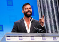 Ricky Martin expecting fourth child with husband