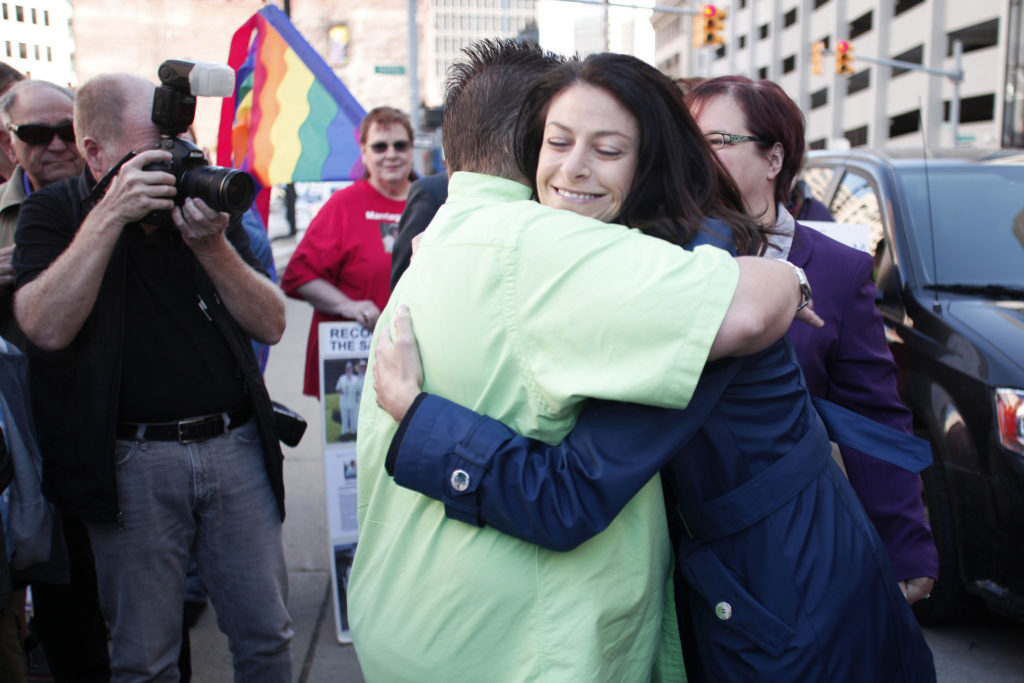 Adoption agency: Before becoming Michigan's Attorney General, Dana Nessel successfully sued for equal marriage in the state