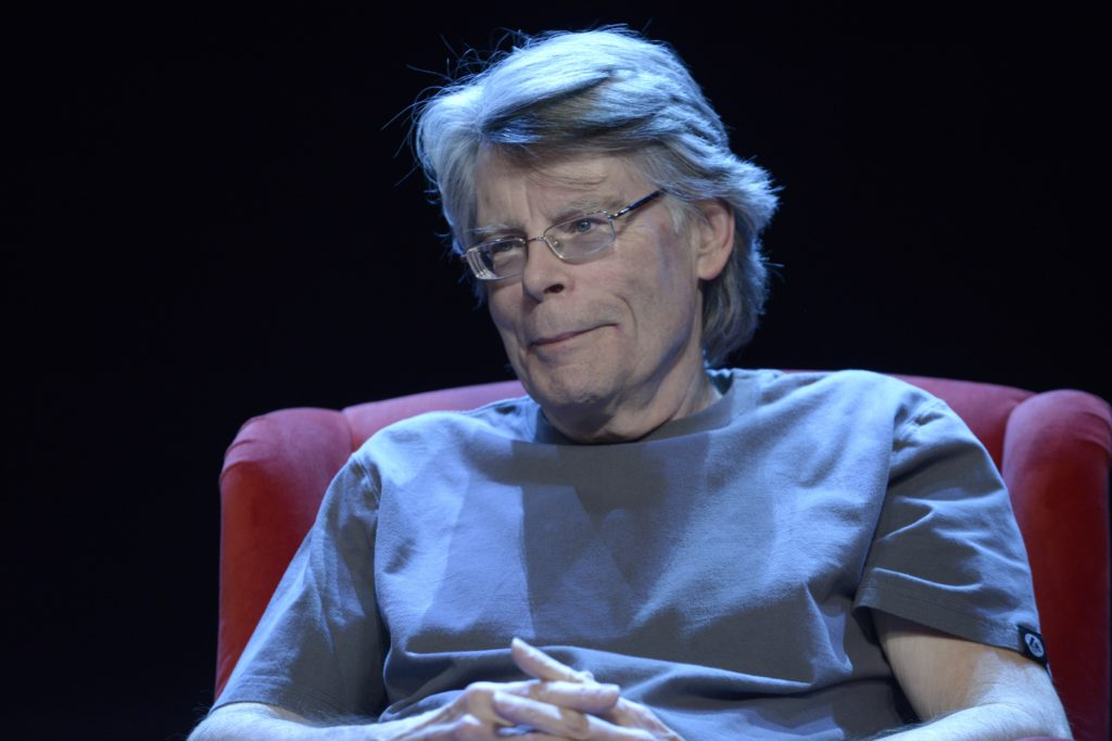 Stephen King says he would 'never consider diversity in matters of art' following Oscars fallout