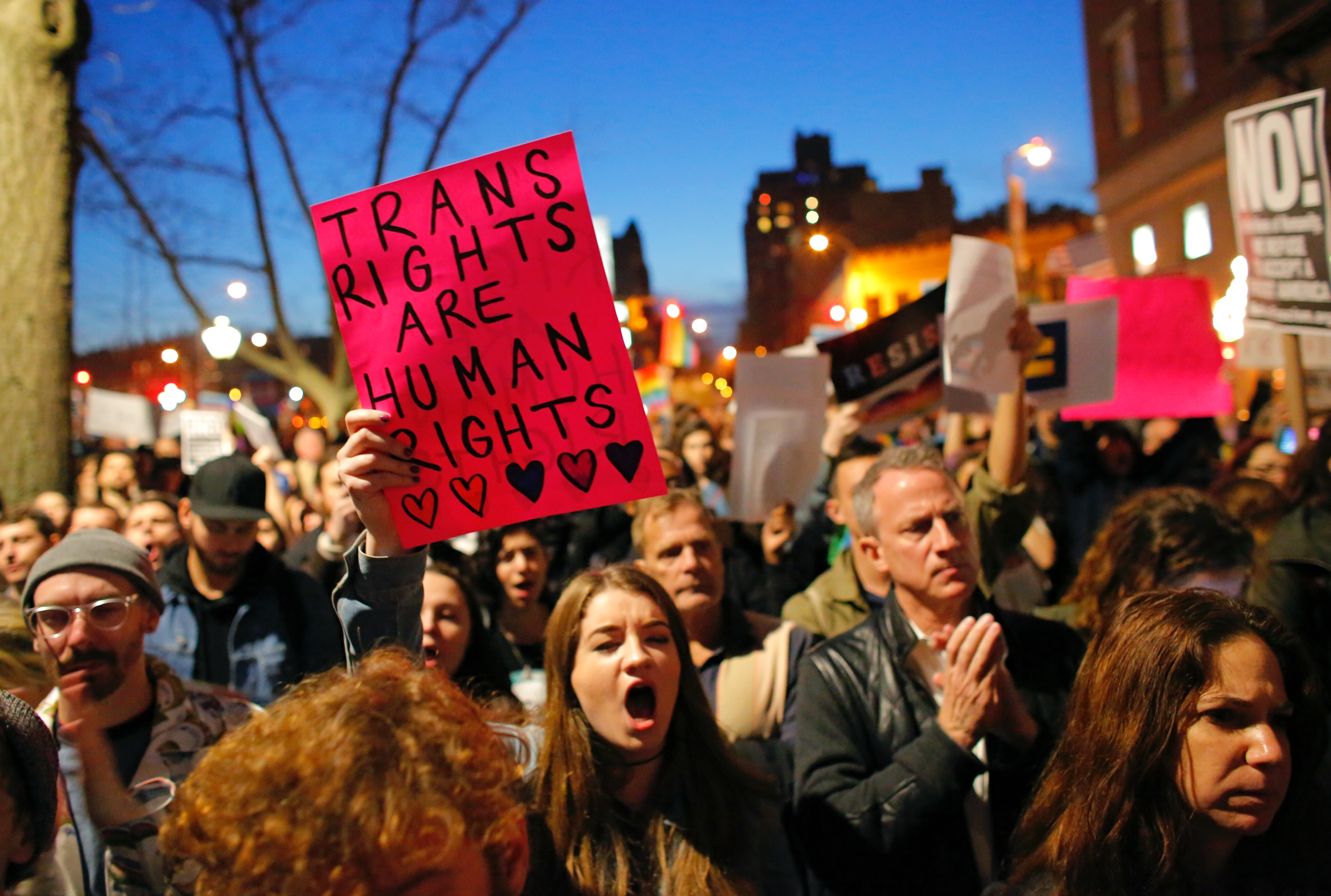 Stonewall co-founder opposes trans rights