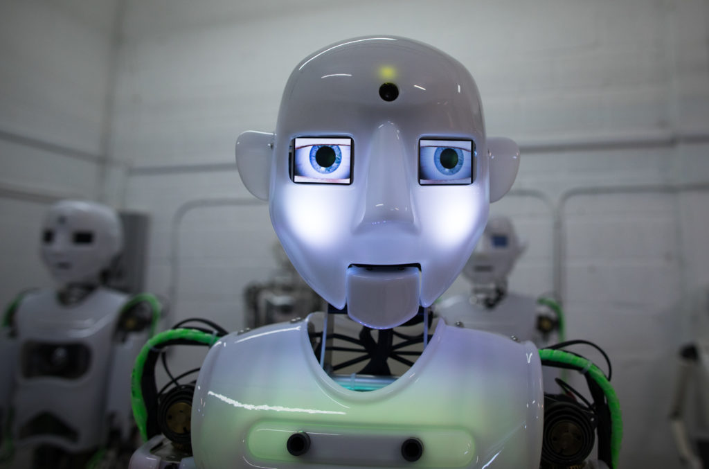 Gender-neutral robot priests could take over the Catholic church