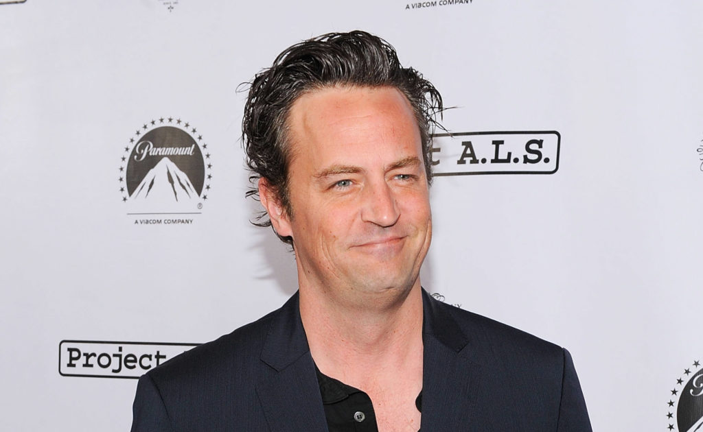 Matthew Perry. (Michael Kovac/FilmMagic)