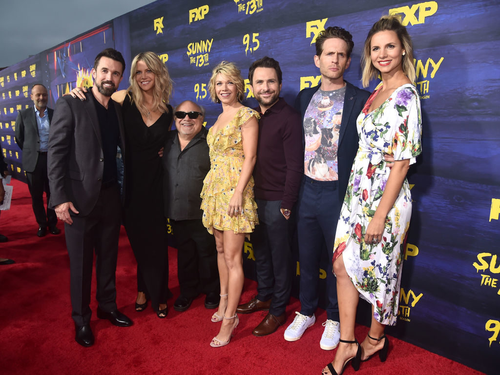 This is why It's Always Sunny turned one of its main characters gay