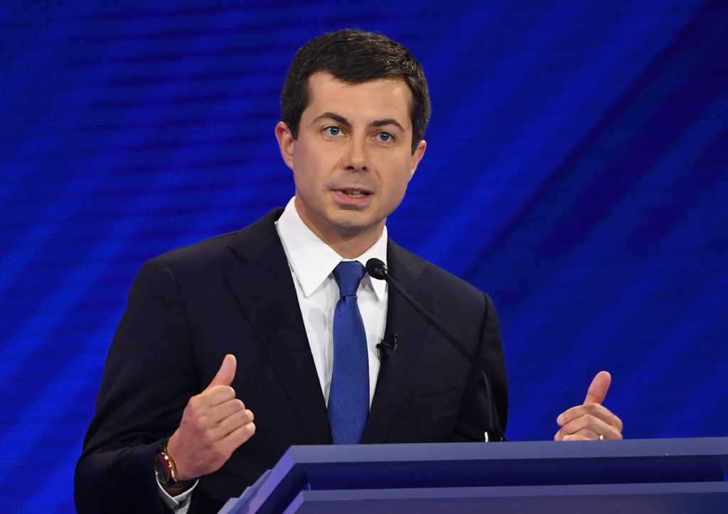 Pete Buttigieg says LGBT media attacks him for being 'wrong kind of gay'