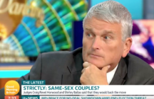 Democratic Unionist Party member, Jim Wells, on Great Morning Britain (ITV)