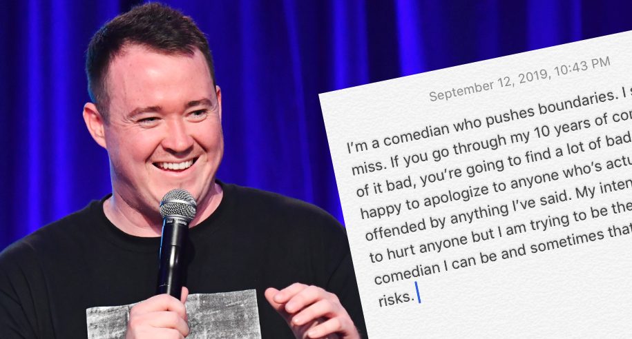 SNL comedian gives the absolute worst apology for anti-gay slurs