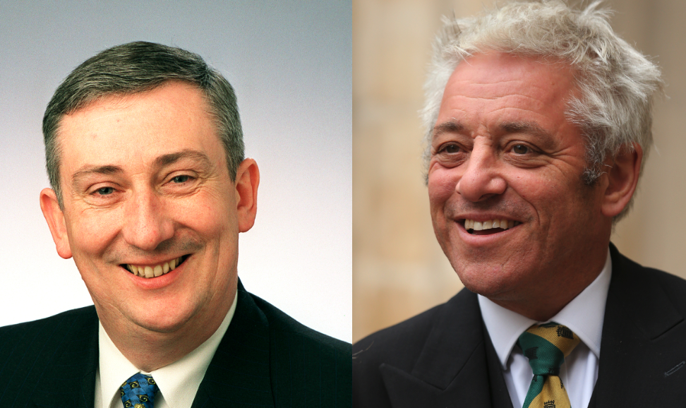The front-runner to replace John Bercow as Speaker is running on a pro-LGBT+ platform