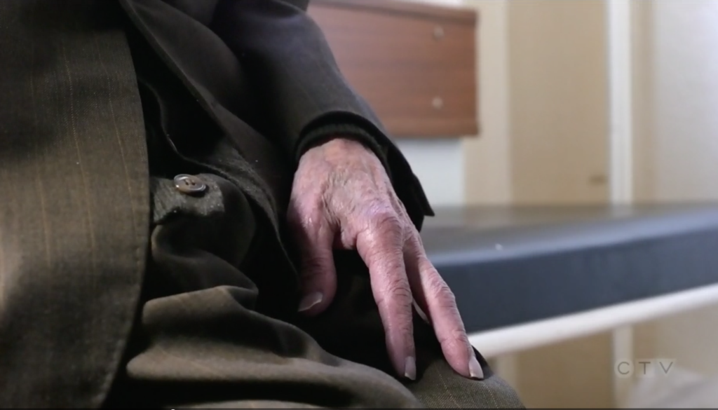A 100-year-old man living with HIV shares his secret to a long life