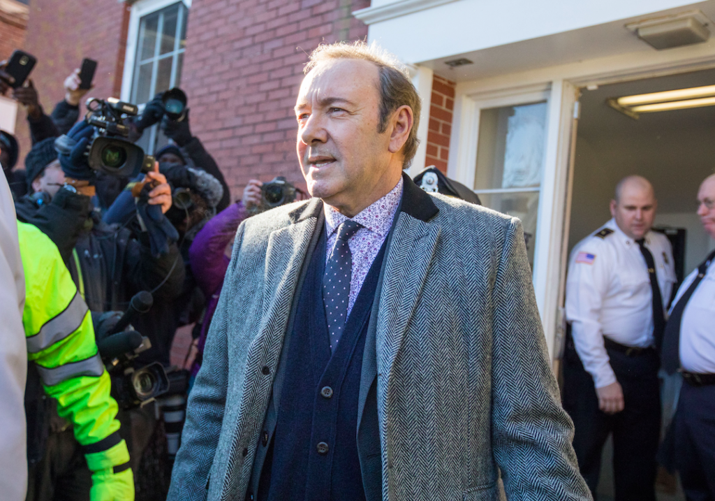 Massage therapist, who accused Kevin Spacey of sexual assault, found dead