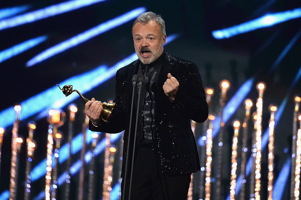 Graham Norton reveals knife attacker left him for dead in the '80s