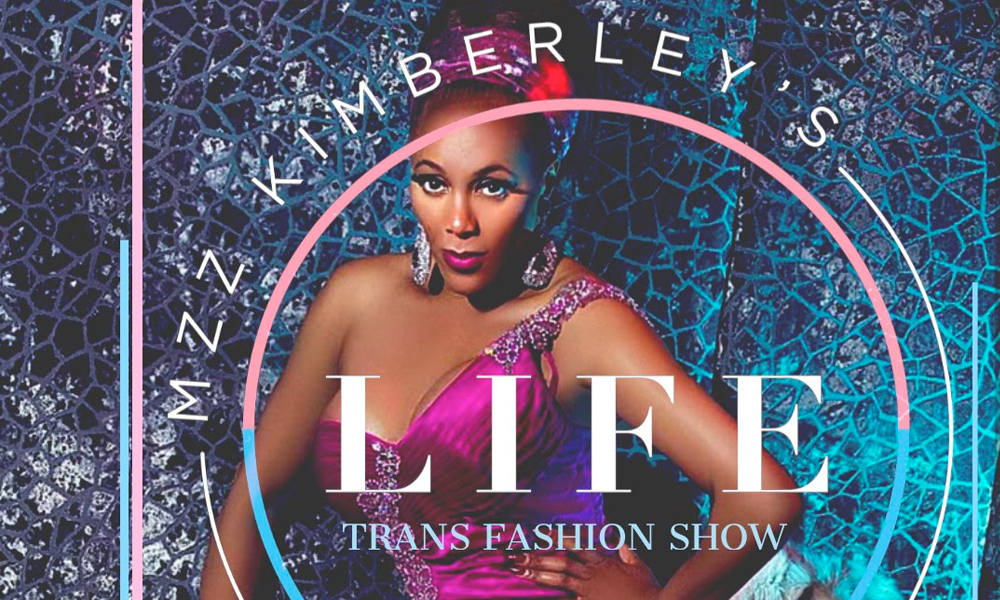 This all-trans fashion show is looking to stamp out transphobia one strut at a time