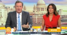 Piers Morgan hit out at Sam Smith